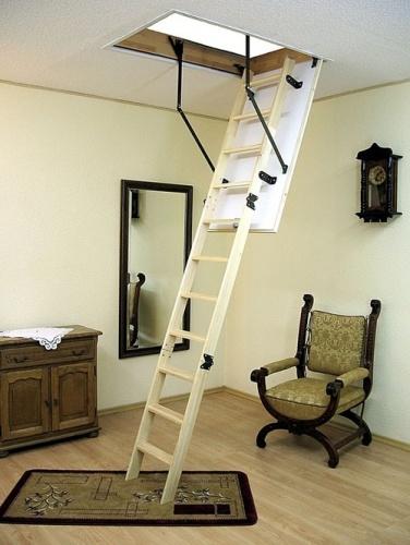 Мансардные лестницы