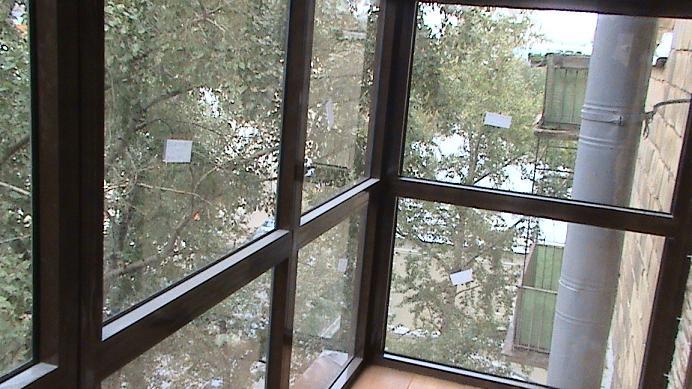 Балкон остекление полностью. - наши работы - каталог статей .
