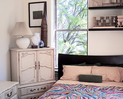 Стиль ретро для спальни