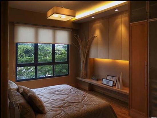 Этнический стиль для спальни