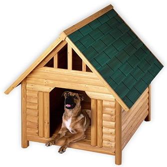 будка для сторожевой собаки