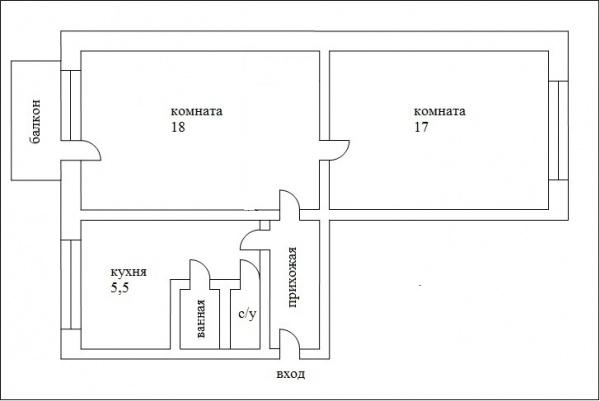 объявления - Купить 3-комнатную квартиру на улице