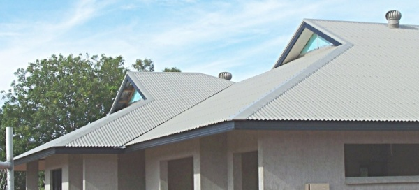 крыши из шифера