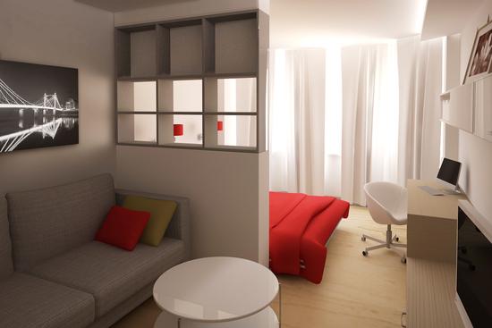 Комната 16 кв.м фото дизайн