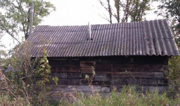 Деревянный сарай своими руками фото 877