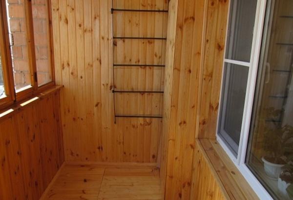шведская стенка из пожарной лестницы