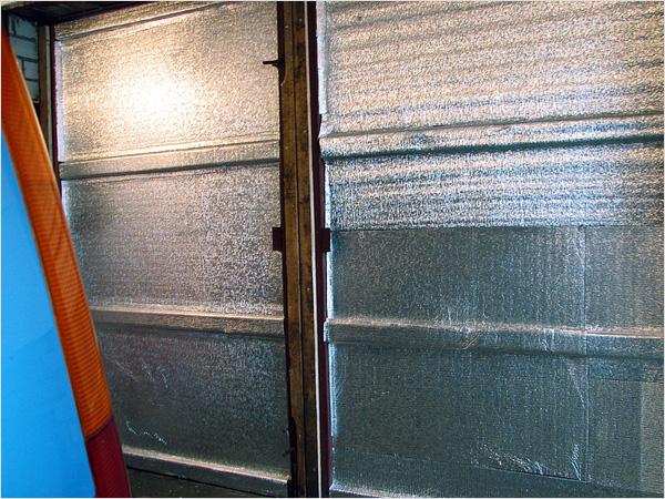 Утеплить металлический гараж своими руками фото 402