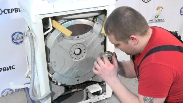 Ремонт насоса для стиральной машины индезит своими руками фото 420